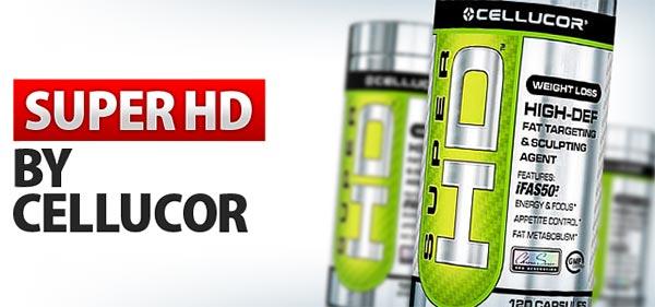 supporto per la perdita di peso ad alta definizione cellucor super hd