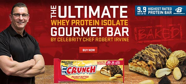 Fit Crunch Bar è una deliziosa barretta proteica della Forti-FX