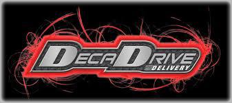 tecnologia di trasporto deca drive delivery
