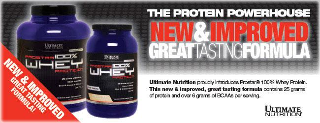 prostar whey protein, sieroproteina ad alto valore biologico ricca in frazioni peptidiche