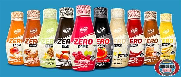 Sauce Zero sciroppo a zero calorie ma gusto eccezionale, ottimo su dolci e salati