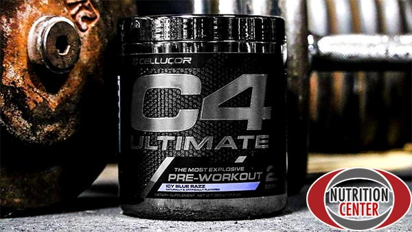 c4 ultimate pre workout della cellucor per migliorare le performance in allenamento