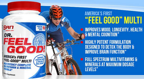 dr feel good multivitaminico e minerale ad alto dosaggio