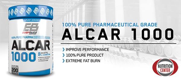 Alcar 1000 integratore di acetyl carnitina un composto che aiuta il dimagrimento e l'energia