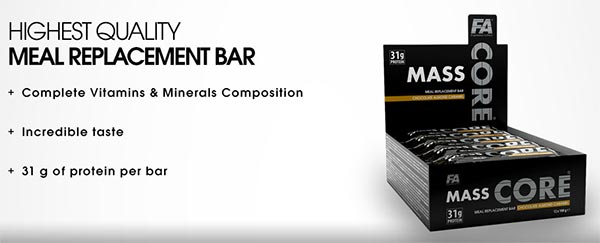 Mass Core Bar Fitness Authority