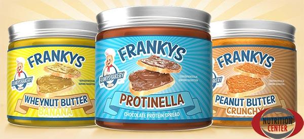 wheynut butter frankys bakery burro di arachidi con aggiunta di proteine del siero del latte, consigliato per la prima colazione, altamente concentrato in amminoacidi essenziali