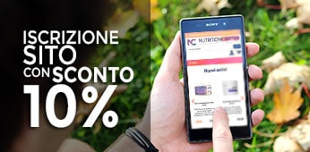 Registrazione Nutrition Center Sconto