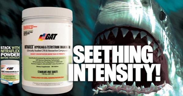 nitraflex come integratore pre workout per il pompaggio e lo stimolo al testosterone naturale
