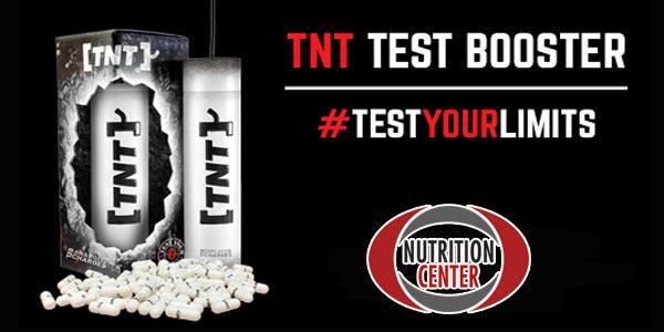 Test Your Limits anabolizzante naturale realizzato con zma e estratti vegetali anche titolati in terpeni
