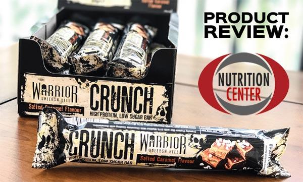 Crunch Bar barretta deliziosa e nutriente a base di proteine e carboidrati, ottima come spuntino sfizioso e sostitutivo del pasto