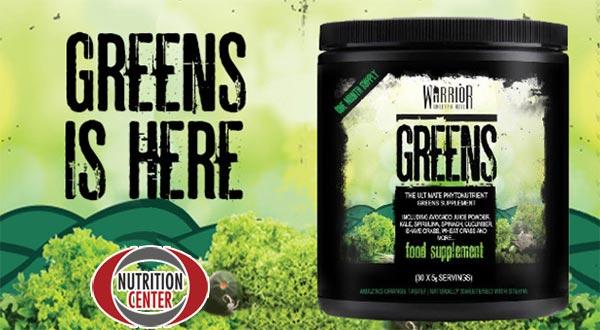 Greens Superfoods integratore di estratti vegetali energetici, antiossidanti e di sostegno al sistema immunitario