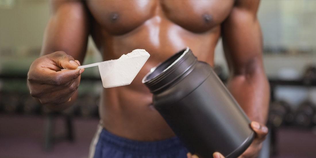 assunzione whey protein