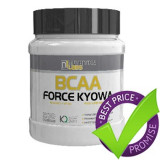 bcaa force kyowa 2:1:1 400cpr nutrition labs