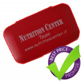 nutrition center portapillole rosso