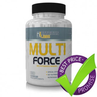 Multi Force 60cps nutrition labs