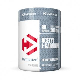 acetyl carnitine 90cps dymatize