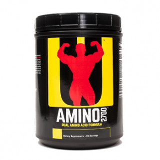 amino 2700 350cps universal nutrition