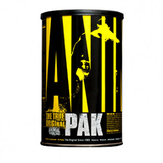 animal pak 44pack universal nutrition