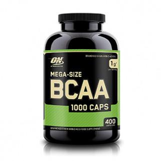 bcaa 1000 400cps optimum nutrition aminoacidi ramificati