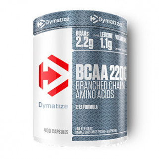 bcaa complex 2200 400cpr dymatize