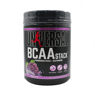 bcaa stack 250gr universal nutrition