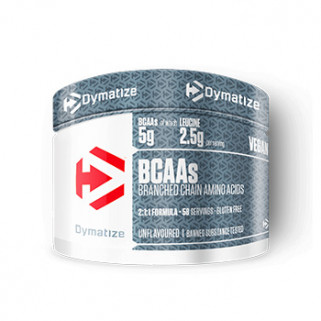 bcaas powder 300g dymatize