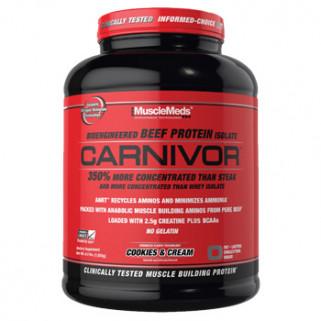 carnivor beef protein 1960g musclemeds, proteine della carne idrolizzate