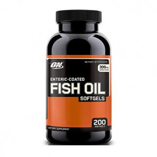 enteric fish oil 200cps optimum nutrition