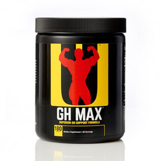 gh max 180cps universal nutrition