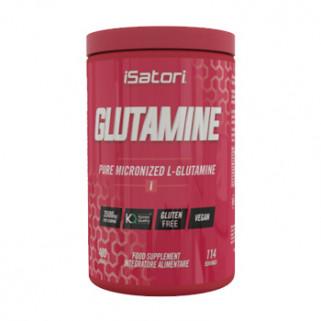 glutammina kyowa 400g isatori