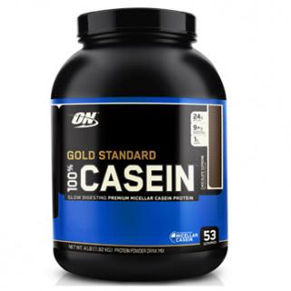100% gold standard casein 1,8kg optimum