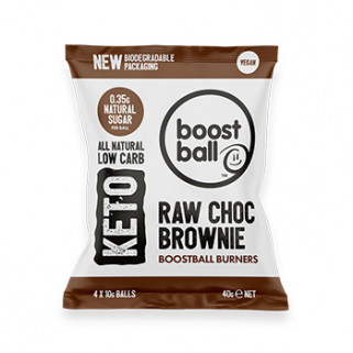 KETO Range Ball 40g boostball