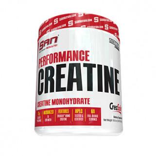 performance creatine 300g san nutrition