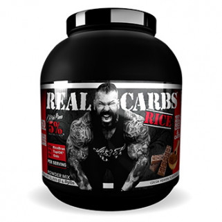 Real Food Rice Gainer 2,2kg 5% nutrition