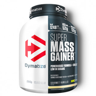 super mass gainer 2,94kg dymatize