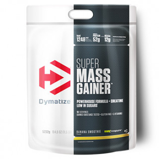 Super Mass Gainer 5,23kg dymatize