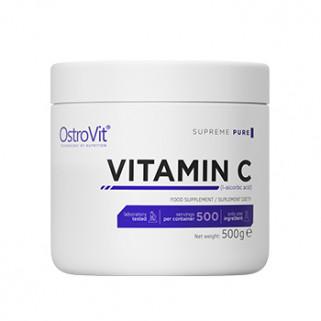 Supreme Pure Vitamin C 500g ostrovit