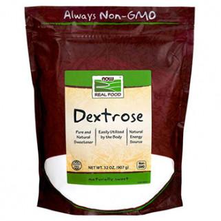 dextrose 900gr now foods