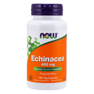 echinacea 400mg 100cps now foods
