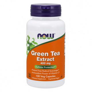 green tea extract 100cps now foods