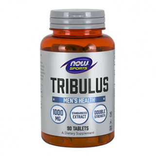 tribulus 1000mg 90cps now foods
