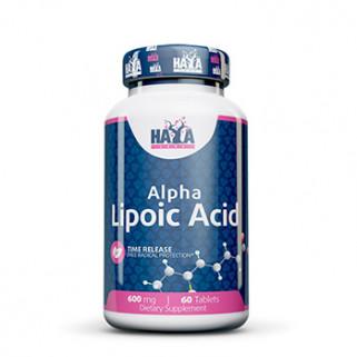 Alpha Lipoic Acid Time Release 60cps haya labs