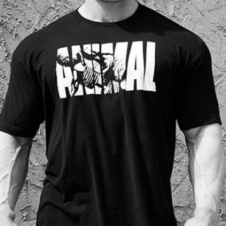 Animal Iconic T-Shirt Nera