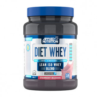 Diet Whey 450g applied nutrition