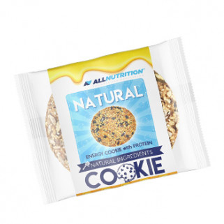 Natural Energy Cookie 60g all nutrition