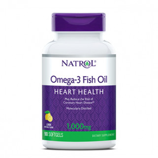 Omega-3 Fish Oil 1000 90cps Natrol