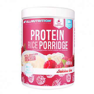 Protein Rice Porridge 400g all nutrition