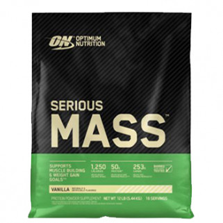 serious mass 5,5kg optimum nutrition
