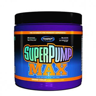 SuperPump Max 480g gaspari nutrition