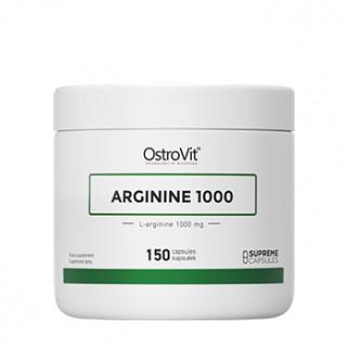 Supreme Capsules Arginine 1000 150cps ostrovit